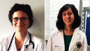 Becas CRIS SEHH 2019: Cristina Jiménez Sánchez, Silvana Novelli