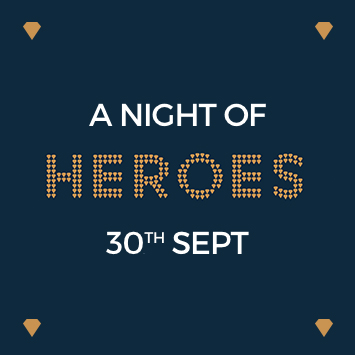A Night of Heroes Square
