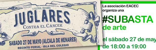 Música y Arte en favor de CRIS contra el cáncer