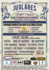 "V Festival ""Juglares contra el cancer"""