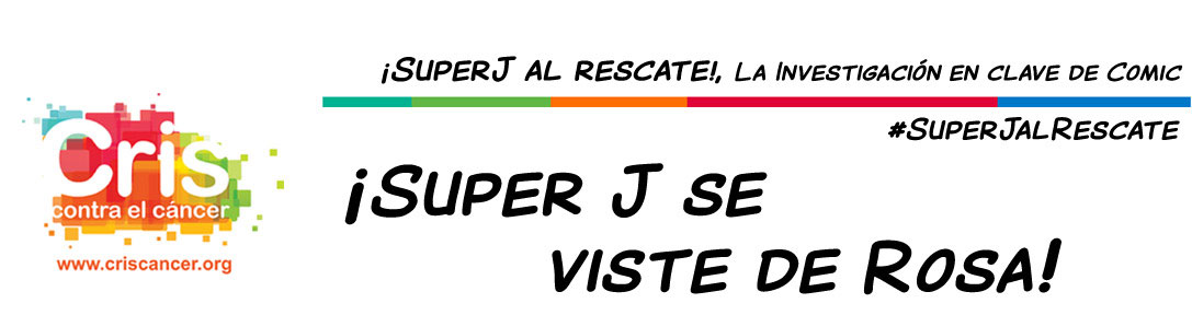 Comic, Super J se viste de rosa