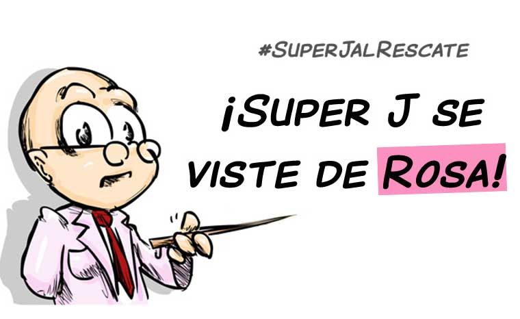 #SuperJseVistedeRosa,