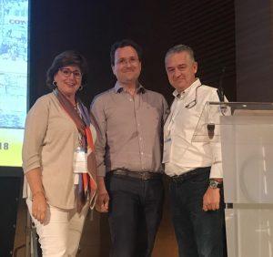 Dr. Lucas Moreno Martín Retortillo, recibe una Beca de CRIS a traves de SEHOP