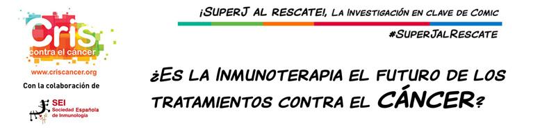 comic  ¿Es la inmunoterapia el futuro de los tratamientos contra el cáncer?