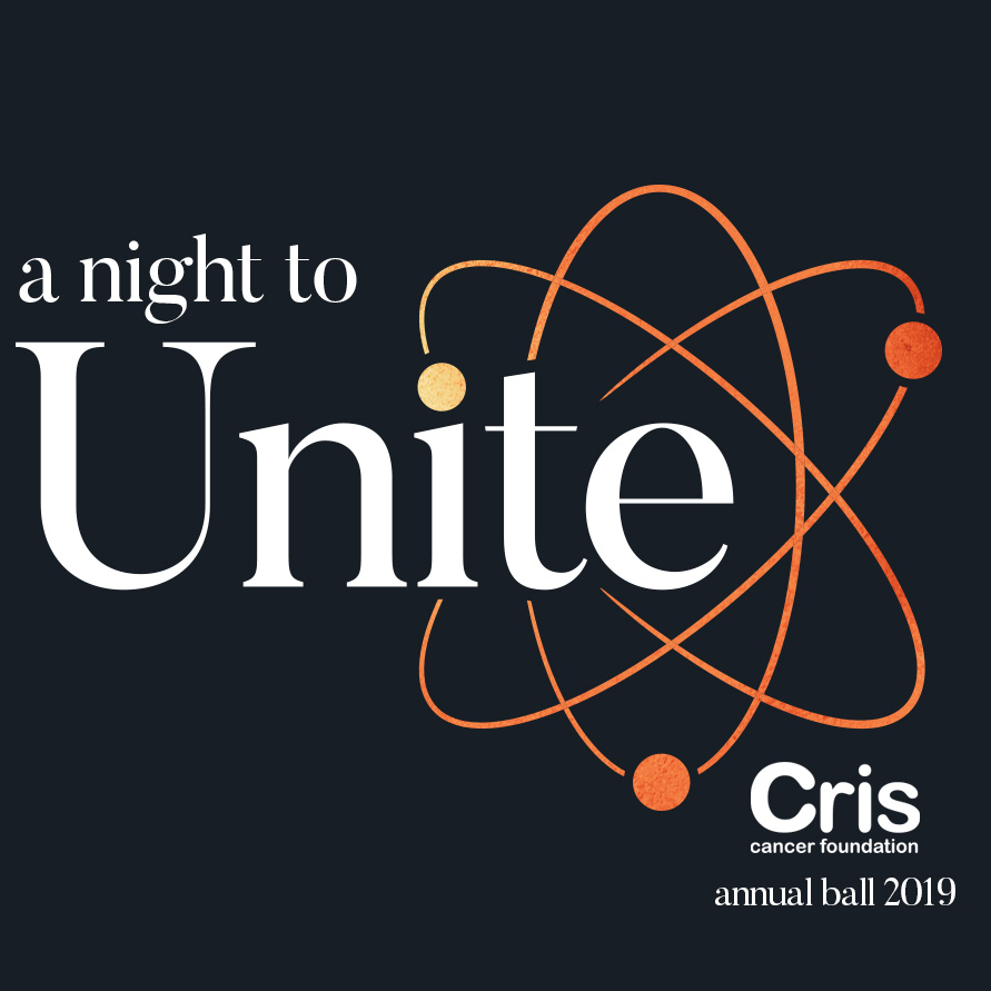 SAVE THE DATE. Cris Cancer UK, 8th Annual Ball.  A Night to Unite