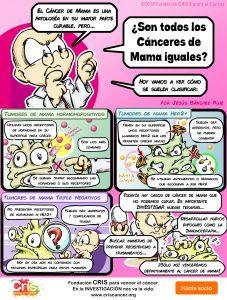 Son todos los cánceres de mama iguales?