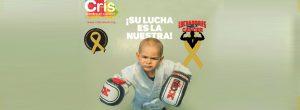 Luchadores contra el càncer