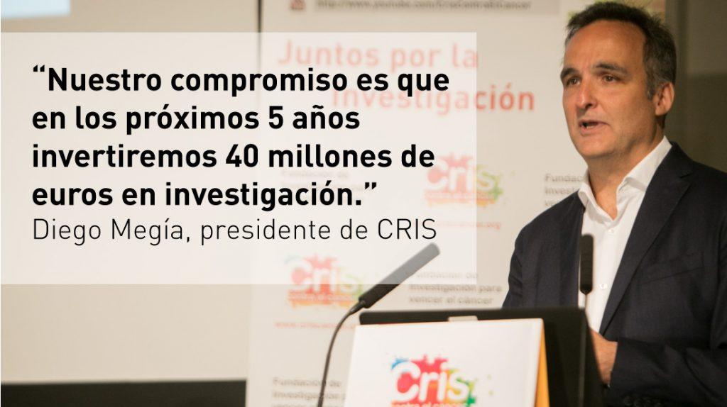 Programas de investigacion CRIS Diego Megia