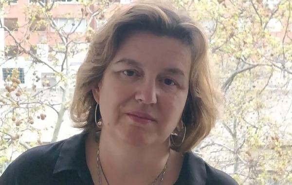 Ana Redondo, paciente de cáncer de riñón