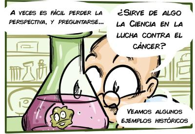 ¿¿Sirve de algo la ciencia en la lucha contra el cáncer?