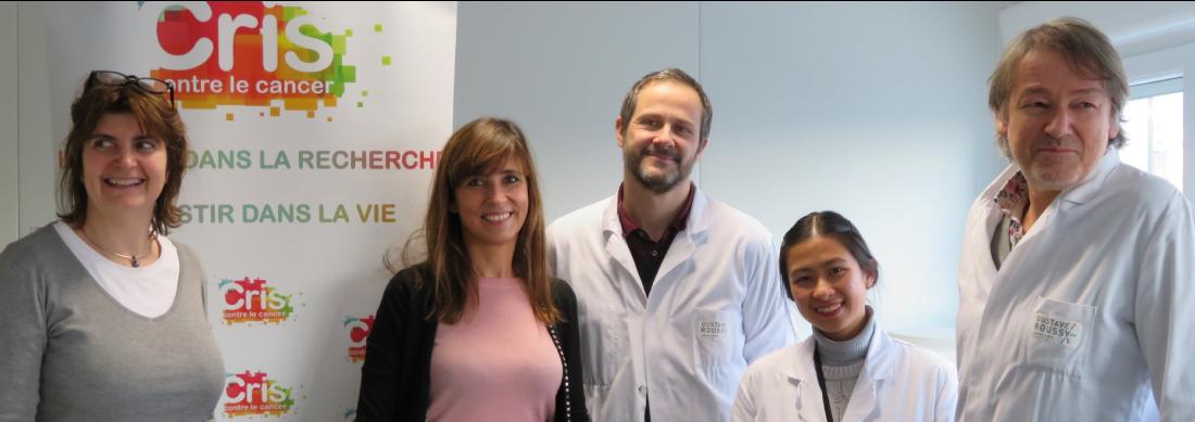 Proyecto CRIS de Glioma Pontino Intrínseco Difuso infantil (FRANCIA)